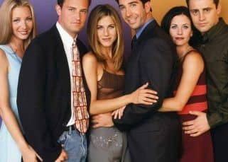 Friends Reunion Special on the cards for one night only