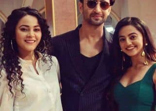 Yeh Rishtey Hain Pyaar Ke: Helly Shah and Vatsal shoot for the show