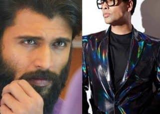Karan Johar gets a special stylish gift from Liger star Vijay Deverakonda - view pic