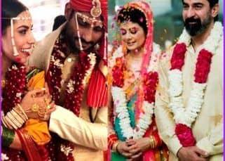 2019 Recap: Pooja Batra-Nawab Shah, Prateik Babbar-Sanya Sagar - 7 couples who settled in marital bliss