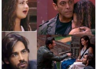 Bigg Boss 13: Fans trend #WeAreWithRashami on Twitter after Salman Khan enter the house to console Rashami Desai and counsel Arhaan Khan
