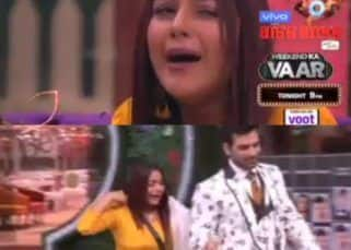 Bigg Boss 13: 'Sab ne nikal diya mujhe,' Shehnaaz Gill cries uncontrollably as Salman Khan announces her eviction — watch video