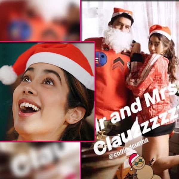 क्रिसमस के लिए बेताब हैं Janhvi Kapoor