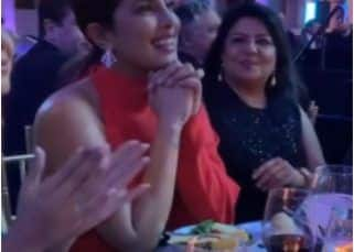 Priyanka Chopra credits her humanitarian award to mother, Madhu; says, 'This is what you inculcated in me from the beginning'