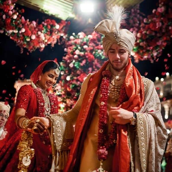Priyanka Chopra and Nick Jonas - Udaipur