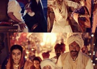Tanhaji: The Unsung Warrior's song Maay Bhavani | Ajay Devgn and Kajol's crackling chemistry adds life to this track