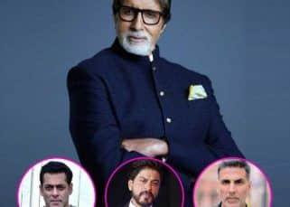 Amitabh Bachchan BEATS Salman Khan, Shah Rukh Khan and Akshay Kumar to become the most tweeted handle of the year