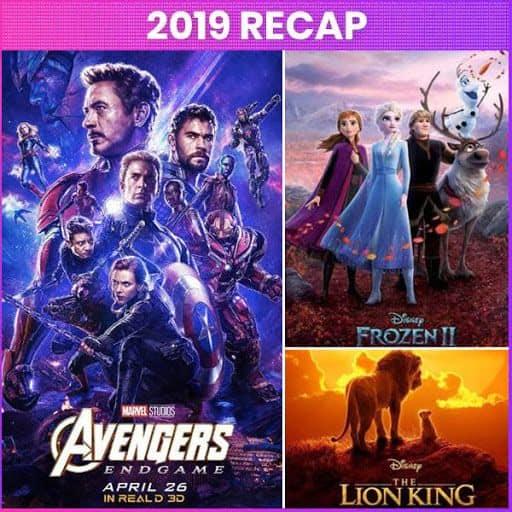 साल 2019 में इन हॉलीवुड फिल्मों का रहा जलवा