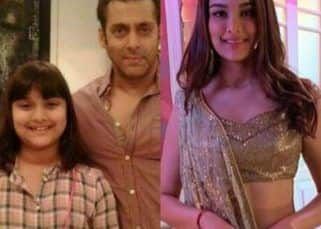 Dabangg 3: Saiee Manjrekar reveals that she had kept the chocolate wrappers from her first meet with Salman Khan