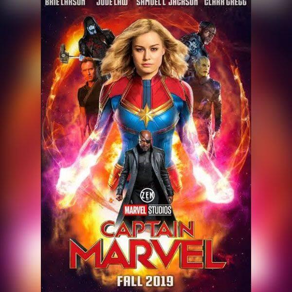Captain Marvel ने भी की शानदार कमाई