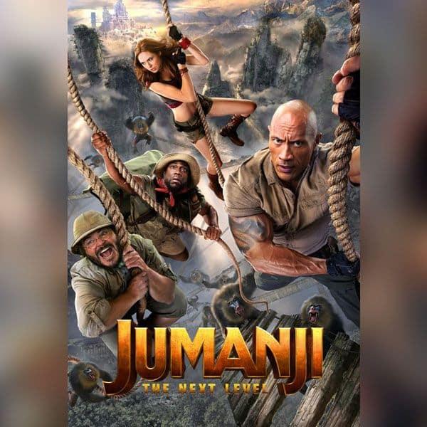 रॉ के आगे है Jumanji: The Next Level
