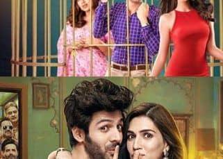 Pati Patni Aur Woh BEATS Luka Chuppi to become Kartik Aaryan's highest first week grosser