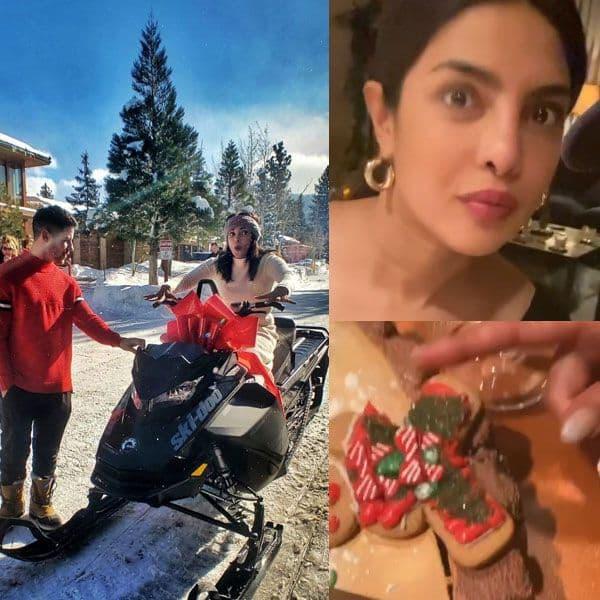 Nick Jonas gets a batmobile for Priyanka Chopra as X'Mas gift, says, 'Nothing better than seeing her smile'