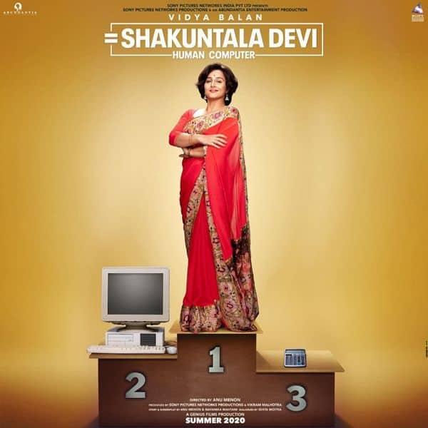Vidya Balan's Shakuntala Devi Will release