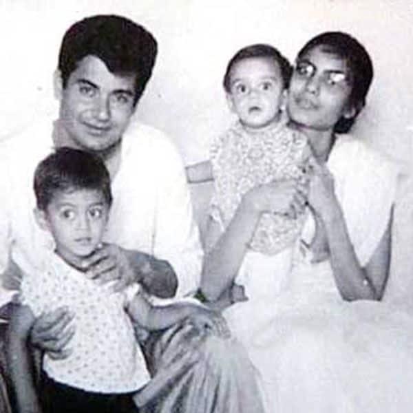 मम्मी-पापा की आंखों का तारा हैं Salman Khan