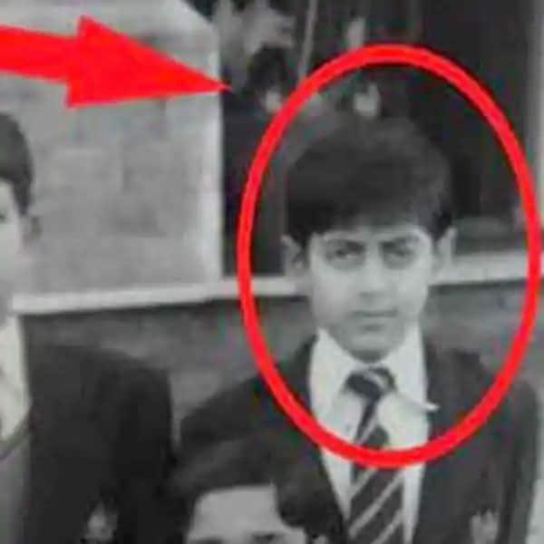 स्कूल यूनिफॉर्म में डिसिप्लीन से बंधे दिखे Salman Khan