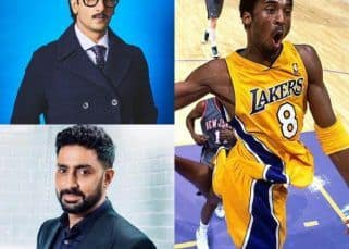 #RIPKobeBryant: Ranveer Singh, Abhishek Bachchan, Arjun Kapoor and other celebs mourn the death of the NBA legend