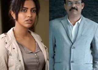 Amala Paul's father passes away at the age of 61