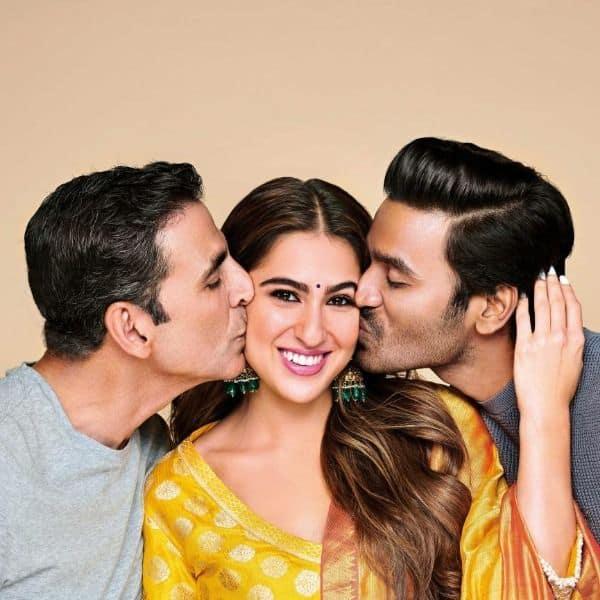 Akshay Kumar-Sara Ali Khan-Dhanush's Atrangi Re to CLASH with this biggie during Valentine's Day weekend in 2021