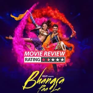 Bhangra Paa Le movie review: Sunny Kaushal and Rukhsar Dhillon try hard, but are let down by a flat story