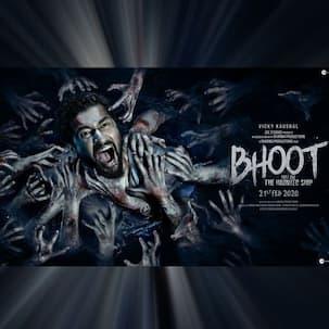 'Bhoot Part One: The Haunted Ship' का टीजर हुआ रिलीज,  भूतिया जहाज में बुरी तरह से फंसे Vicky Kaushal