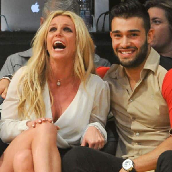 Britney Spears Is A Natural Born Athlete Says Boyfriend Sam Asghari
