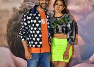 Love Aaj Kal Trailer Launch: Kartik Aryan says that Sara Ali Khan and him will watch the film together on Valentine's Day