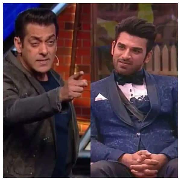 Bigg Boss 13 Fans Trend Paraswearewithyou After Salman Khan Lambastes Paras Chhabra For Raising His Voice A