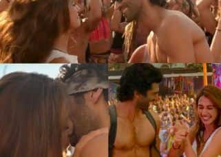 Malang song Humraah: Disha Patani and Aditya Roy Kapur in the ocean is the best thing you'll see on the internet today