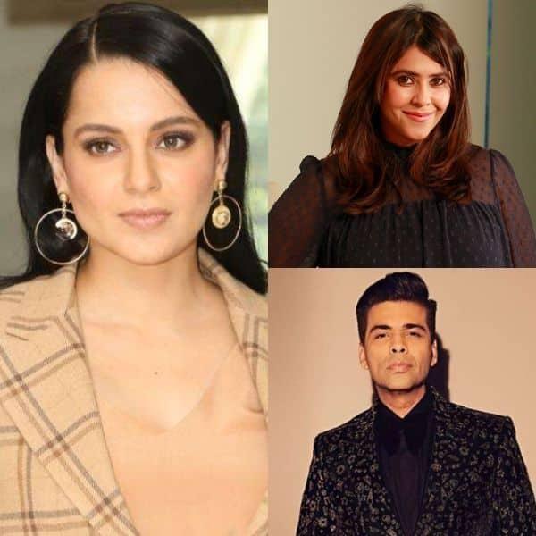 Kangana Ranaut, Ekta Kapoor and Karan Johar to be honoured with the Padma Shri