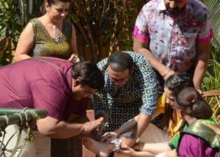 Taarak Mehta Ka Ooltah Chashmah: Sonu injures herself while prepping to dance for Varun Dhawan-Shraddha Kapoor