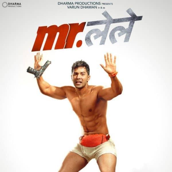 Mr. Lele FIRST LOOK! Varun Dhawan goes semi-nude for Shashank Khaitan's film