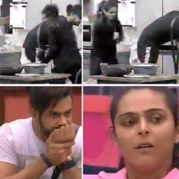 Bigg Boss 13 Day 108 Twitter Reactions Fans Feel What Madhurima Tuli Did To Vishal Aditya Singh Was Disgusti
