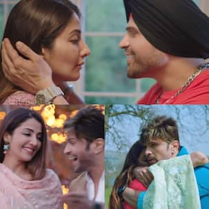 Happy Hardy And Heer song Aadat: Himesh Reshammiya and Ranu Mondal's song fails to impress, Sonia Mann's performance is the saviour