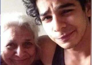 Ishaan Khatter pens an emotional note after his grandmother's death, says, 'Blessed to have had you in my life'