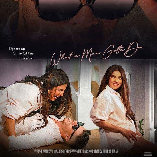 Priyanka Chopra adds a Bollywood dash to new Jonas ...