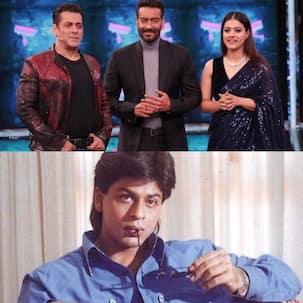 Bigg Boss 13: When Salman Khan joked about Shah Rukh Khan doing a film on his crush named Kiran