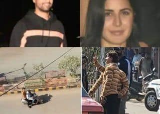 Vicky Kaushal-Katrina Kaif going together for a party, Ranveer Singh's leaked look from Jayeshbhai Jordaar are among the viral pictures this week