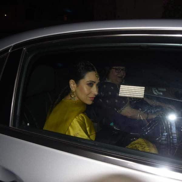 करिश्मा कपूर (Karishma Kapoor) से कोई भी नहीं हटा पाया नजरें