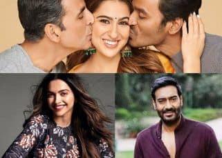 Triple Clash Alert! Ajay Devgn's Kaithi to lock horns with Akshay-Dhanush-Sara's Atrangi Re and Deepika-Siddhant-Ananya's film