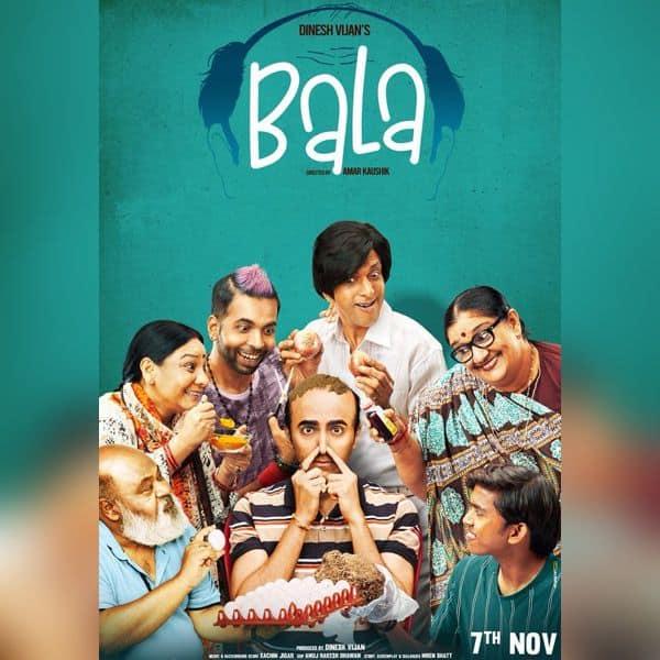 बाला (नवंबर 2019) - 116 करोड़ रुपये