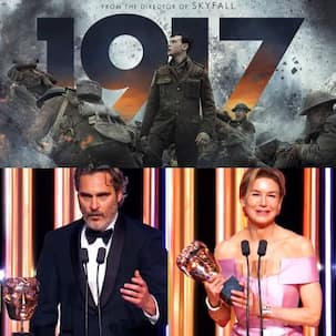 BAFTA 2020: 1917 rules the roost while Joaquin Phoenix and Renee Zellweger bag top honours