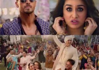 Baaghi 3 song Bhankas: Tiger Shroff and Shraddha Kapoor's fantastic energy will get you foot-tapping