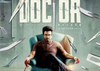 #DoctorFirstLook: Birthday boy Sivakarthikeyan impresses with his subtle yet impeccable avatar of a surgeon