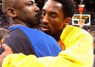 Michael Jordan: When Kobe Byrant died, a piece of me died
