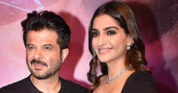 Anil Kapoor wishes his daughter with adorable childhood pics; calls her 'strong' and 'kind'