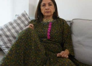 Neena Gupta gets inspired by Qurbaan Hua trailer; gets teary-eyed while remembering her dad