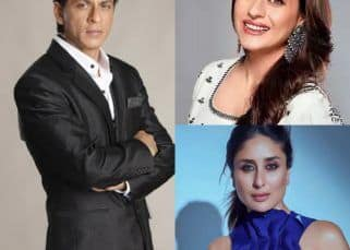 Whoa! Shah Rukh Khan may romance Kajol or Kareena Kapoor in Rajkumar Hirani's next?