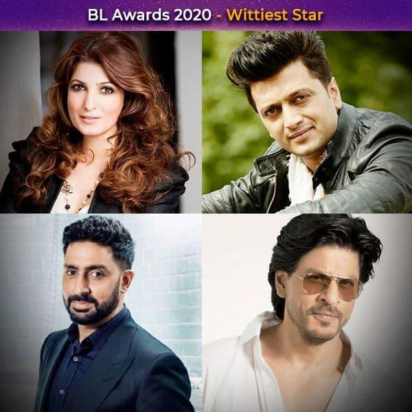 BL Awards 2020: Shah Rukh Khan, Abhishek Bachchan, Twinkle Khanna, Riteish Deshmukh — VOTE for the Wittiest Social Media Star