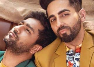 Ayushmann Khurrana and Vicky Kaushal's bromance ahead of the release of Shubh Mangal Zyada Saavdhan and Bhoot cannot be missed